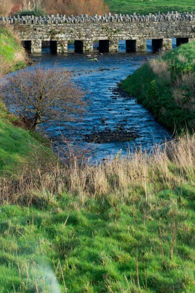 View of Doolin River