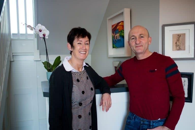 Frank & Marian Sheedy - Sheedy's Doolin